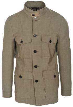 Tom Ford Jacket Men's Cotton Casual