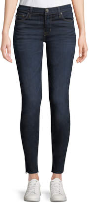 Hudson Natalie Dark-Wash Ankle Jeans
