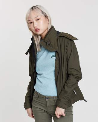 Superdry Hooded Cliff Hiker Jacket