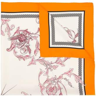 Haider Ackermann patterned scarf