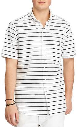 Polo Ralph Lauren Stripe Classic Fit Button-Down Shirt