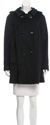 Giambattista Valli Short Cashmere Coat