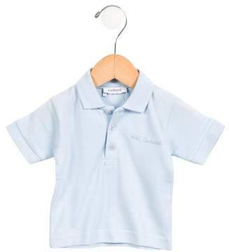 Cacharel Boys' Short Sleeve Collared Shirt