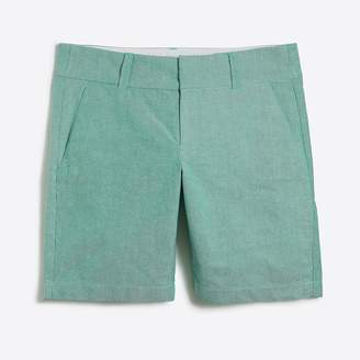 J.Crew Factory Frankie short in oxford cloth