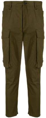 DSQUARED2 tapered cargo pants