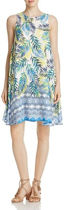 BeachLunchLounge Palm Print Shift Dress $78 thestylecure.com