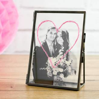 Chi Chi Moi Personalised Wedding Embroidered Photo Frame