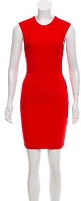 Ohne Titel Textured Sleeveless Mini Dress