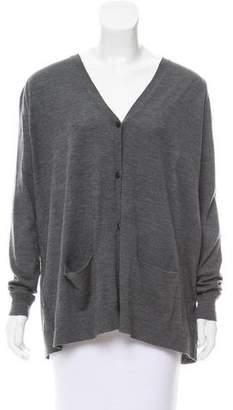 J Brand Wool Oversize Cardigan