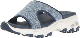 Skechers Cali Women's D'Lites-Cool Footings Wedge Sandal