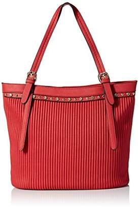 MG Collection Retro Glam Shoulder Bag