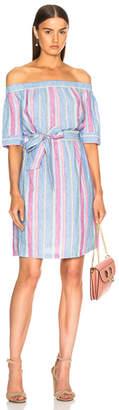 Frame Off Shoulder Dress