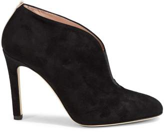 Sarah Jessica Parker Trois Suede Ankle Boot