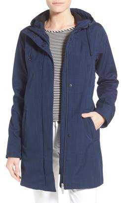 Ilse Jacobsen Hooded Raincoat
