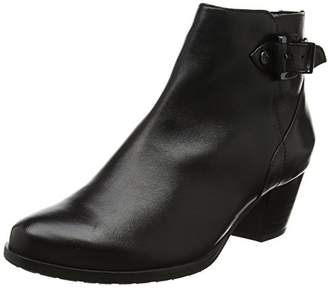 Van Dal Women's Porter Ankle Boots, (Black 120), 7 0.5 EU