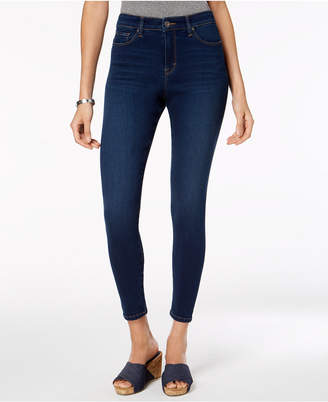 Style&Co. Style & Co Petite High-Rise Ultra-Skinny Jeans