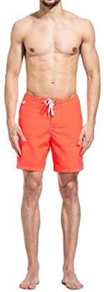 "Sundek Men's Classic 17"" Fixed Waist Swim Short"