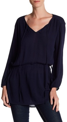 Pleione Side Tie Tunic $68 thestylecure.com