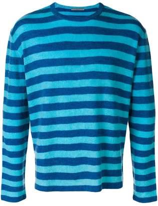 Ermanno Scervino striped style sweater
