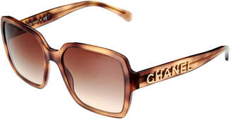 Chanel Women's Ch5408 1660/S5 56Mm Sunglasses