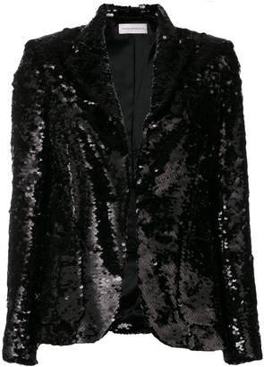 Faith Connexion sequin embellished blazer