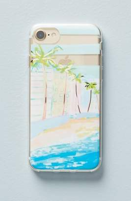 Anthropologie Venice Beach iPhone 6/6s/7/8 Case