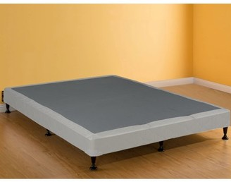 WAYTON, 4-inch Fully Assembled Box Spring/foundation and Frame For Mattress / 74x30 (Not Standard Size)