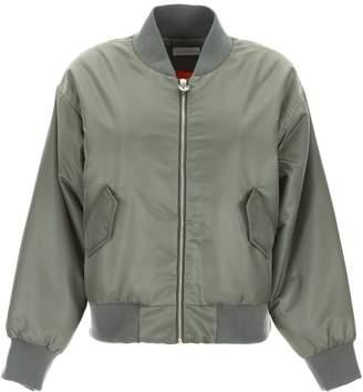 Chiara Ferragni Logomania Bomber Jacket