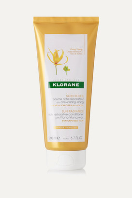 Klorane Sun Radiance Rich Restorative Conditioner, 200ml - Colorless