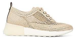 Sam Edelman Women's Delma Raffia Sneakers