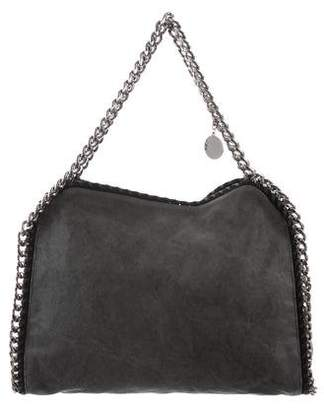 Stella McCartney Denim Falabella East-West Shopper Tote