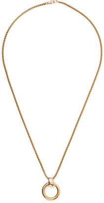 Laura Lombardi Cambia Gold-tone Necklace