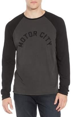 John Varvatos Motor City Long Sleeve T-Shirt