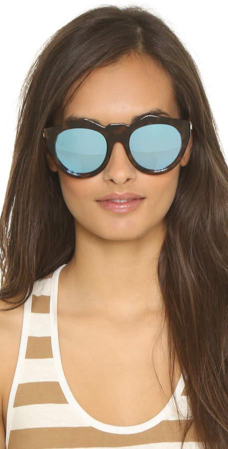 Le Specs Neo Noir Sunglasses 2