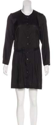 Isabel Marant Pleated Silk Dress w/ Tags