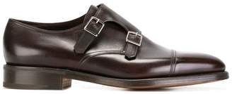 John Lobb classic monk shoes