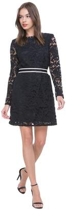 Juicy Couture Stevie Embellished Lace Dress