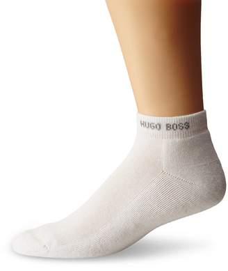 HUGO BOSS Men's Cushion Sole Low Cut Sock