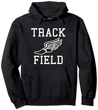 Track and Field Hoodie - Track Team Uniforn