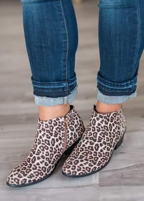 Katie Booties - Leopard