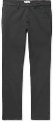 NN07 Marco Slim-Fit Stretch-Cotton Twill Chinos