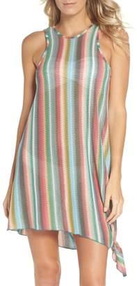 Becca Seville Stripe Cover-Up Dress