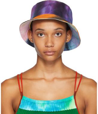 Agr AGR SSENSE Exclusive Multicolor Tie-Dye Bucket Hat
