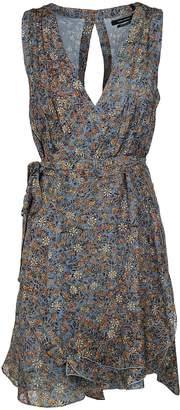 Isabel Marant V-neck Wrap Dress