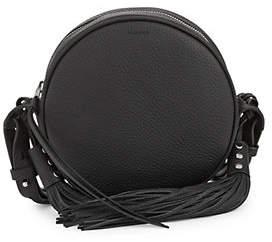 AllSaints Kepi Round Crossbody Bag