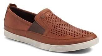 Ecco 'Collin' Perforated Slip On Sneaker