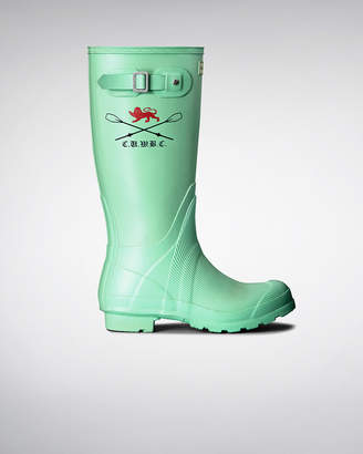 Hunter The Official Women's Cambridge Boat Race Boots