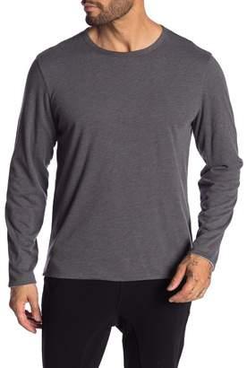 Jason Scott Reversible Crew Neck Long Sleeve Shirt