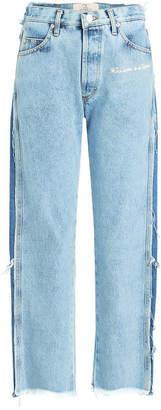 Natasha Zinko Cropped Jeans