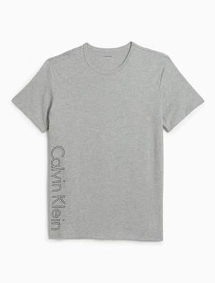 Calvin Klein logo lounge cotton t-shirt